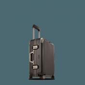 Rimowa Limbo Cabin Multiwheel, lentolaukku 37 l, Granite brown