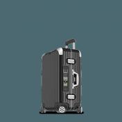 Rimowa Limbo Electronic Tag, keskikokoinen 60 l, musta
