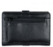 A. Eriksson RFID-nahkalompakko 112-602, musta