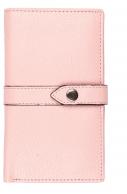 A. Eriksson RFID-nahkalompakko 112-615, rosa