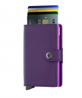 Secrid Miniwallet, Matta Purple