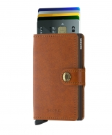 Secrid Miniwallet, Original Cognac-Brown