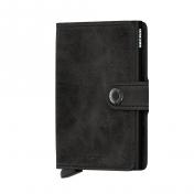 Secrid Miniwallet, Vintage Black