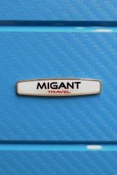 Migant MGT-17, suuri, turkoosi