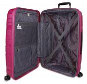 Migant MGT-20, suuri matkalaukku, fuchsia