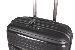 Migant MGT-20, suuri matkalaukku, musta