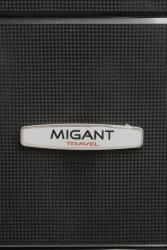 Migant MGT-12 keskisuuri, musta