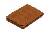 Garzini Essenziale Coin pocket RFID-lompakko MW-CP1, Camel Brown