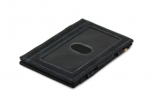 Garzini Essenziale ID window RFID-lompakko, Carbon Black