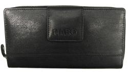 Nabo nahkainen RFID-lompakko, NK-215, musta