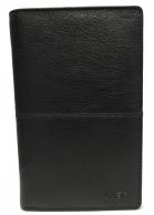 Nabo, nahkainen RFID lompakko, NK-202, musta