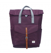 Roka London Canfield C medium reppu, plum