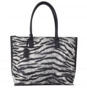 Ulrika olkalaukku, 36-6555-0, zebra
