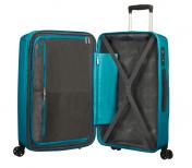 American Tourister Sunside suuri matkalaukku, teal