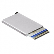 Secrid Cardprotector, Brushed Silver