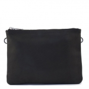 RE:Design Oslo Lux, nahkainen pikkulaukku, Soft Black