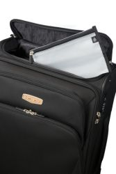 Samsonite Spark SNG Eco Top pocket, lentolaukku, Eco black