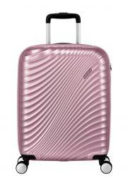 American Tourister Jetglam, lentolaukku, Metallic Pink