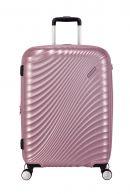 American Tourister Jetglam, keskisuuri, Metallic Pink