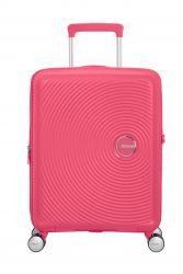 American Tourister Soundbox, lentolaukku, Hot Pink
