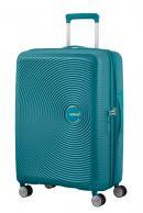 American Tourister Soundbox, keskisuuri matkalaukku, Jade Green