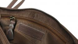 Re:Designed Tika Lux nahkainen rannelaukku, Soft Black