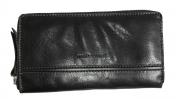 Gerry Weber Lugano LH12Z, nahkainen lompakko, musta