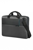 "Samsonite QiByte Laptop bag 17.3"", anthracite"