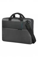 "Samsonite QiByte Laptop bag 17.3"", anthracite"