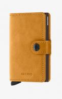 Secrid Miniwallet, Vintage Ochre