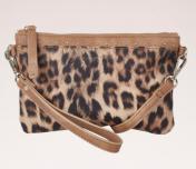 Ulrika pikkulaukku, 35-1524-5, leopard