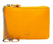 A. Eriksson RFID-nahkakukkaro, 110-282, keltainen