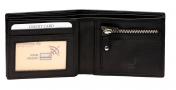 A. Erikkson RFID-nahkalompakko 205-338, musta