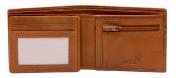 A.Eriksson nahkainen RFID-lompakko, 140-338, ruskea
