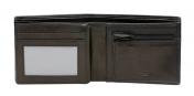 A.Eriksson nahkainen RFID-lompakko, 140-338, musta