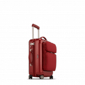 Rimowa Salsa Deluxe Hybrid Cabin Multiwheel, Orginal Red