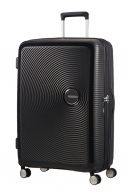 American Tourister Soundbox, suuri, Bass black