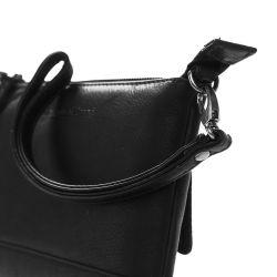 The Chesterfield Brand Sue, nahkainen olkalaukku, musta