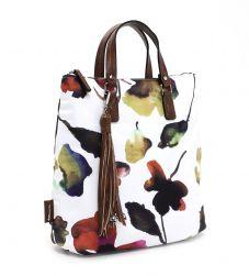 Tamaris Charlotte käsilaukkureppu, valkoinen