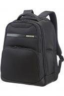 """Samsonite Vectura Laptop Backpack M 15""""-16"""", musta"""