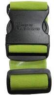Fabrizio matkalaukkuremmi, vihreä