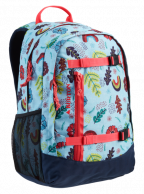 Burton Kids' Day Hiker reppu, Embroid Floral Print