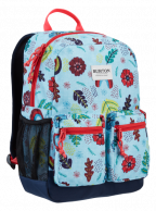 Burton Kids' Gromlet Pack reppu, Embroid Floral Print