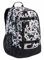 Burton Kids' Day Hiker 20l  reppu, Tangranimals Print
